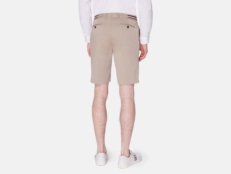 mens formal shorts