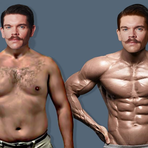 Male Body Image: It's Time To Fight Back!