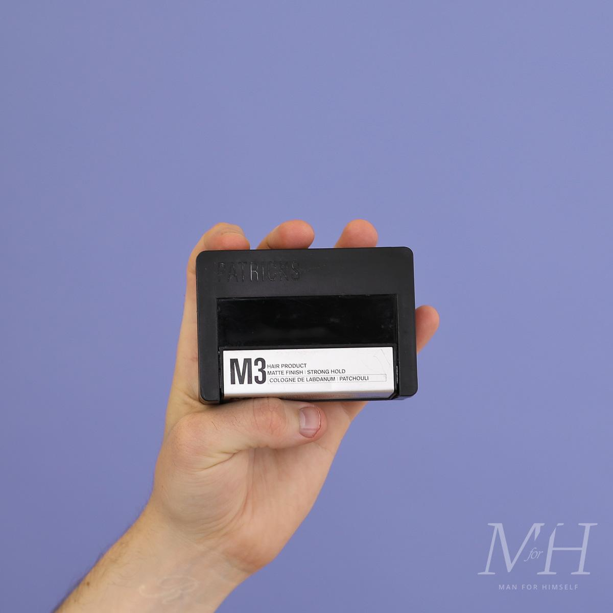 patricks-m3-product-review-man-for-himself