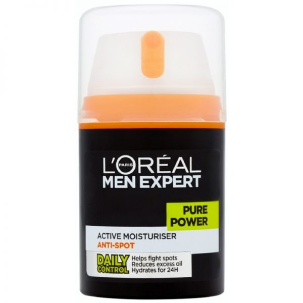 L'Oreal Men Expert Pure Power Moisturiser