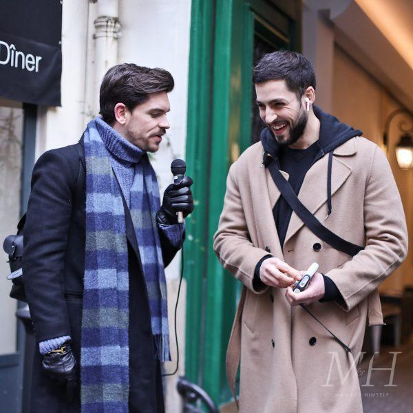 Street Styled | Best Dressed Men In Paris | Men's Fashion