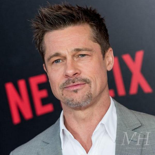 Brad-Pitt-hairstyle-mens-hair-2019-Man-For-Himself-3