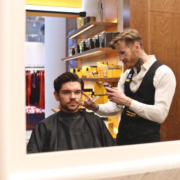 Inside Acqua Di Parma's First UK Barbershop!