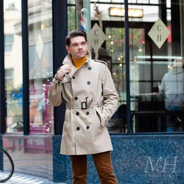 Quick Tips To Restyle Your Wardrobe For Spring | Men's Fashion