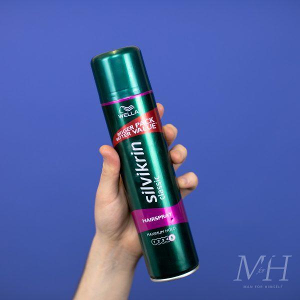 Wella Silvikrin Classic Hairspray
