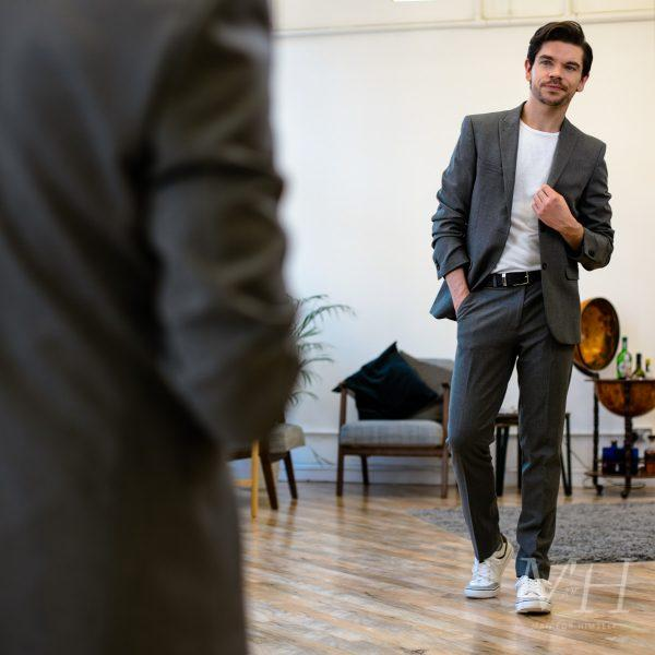 5 Ways To Style Your Suit | Men's Fashion
