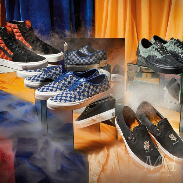 Harry Potter x Vans | New Footwear Collaboration