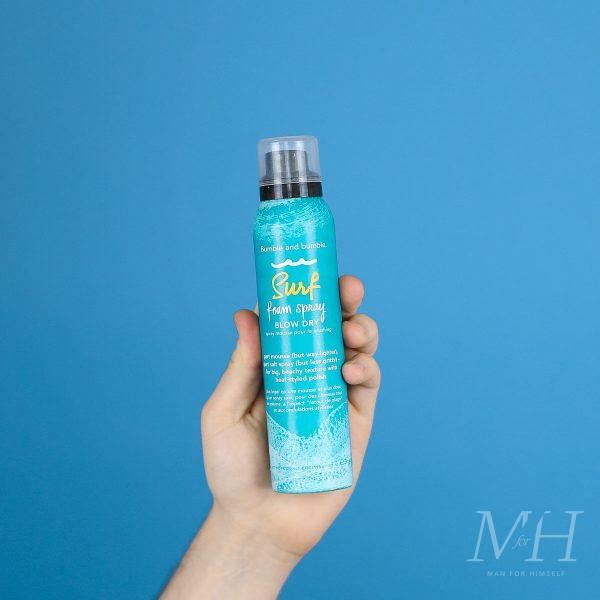 bumble-and-bumble-surf-foam spray-prodcut-review-man-for-himself