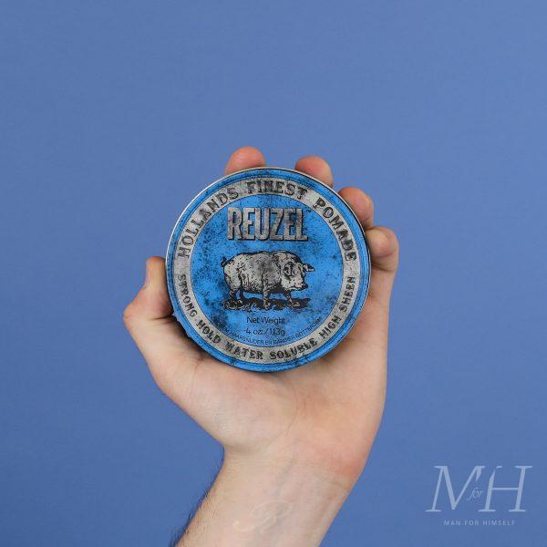 Reuzel Blue Strong Hold Pomade