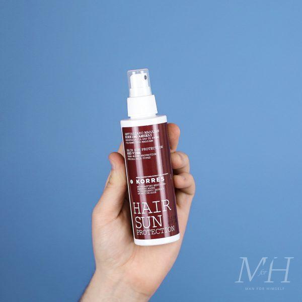 Korres Red Vine Hair Sun Protection