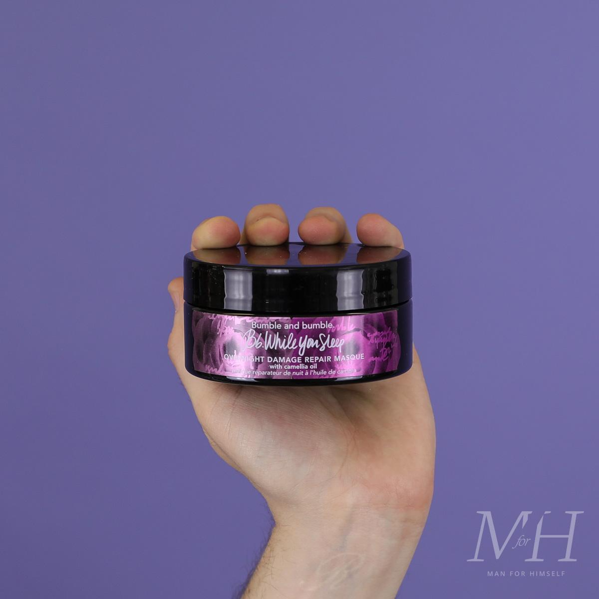 bumble-and-bumble-while-you-sleep-repair-masque-product-review-man-for-himself