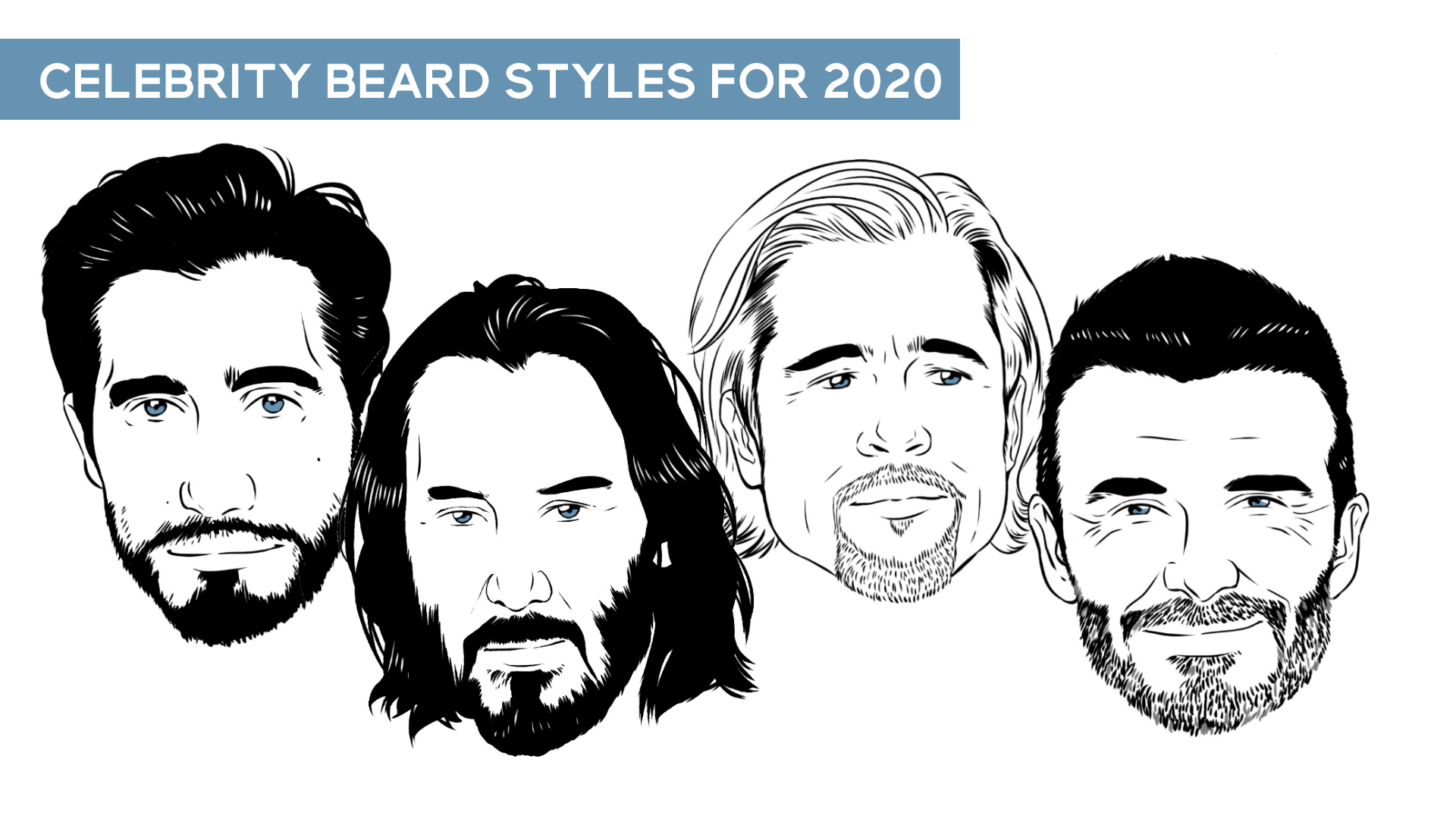 Surprising The Best Beard Styles For 2020 Mens Grooming Man For Himself Natural Hairstyles Runnerswayorg
