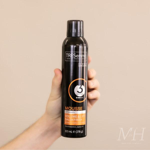tresemmé-mousse-volume-and-lift-man-for-himself