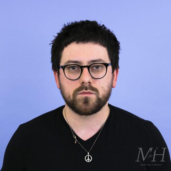 Short Mod Haircut