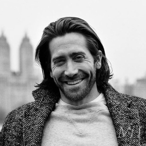 Jake Gyllenhaal: Grown Out Long Hair