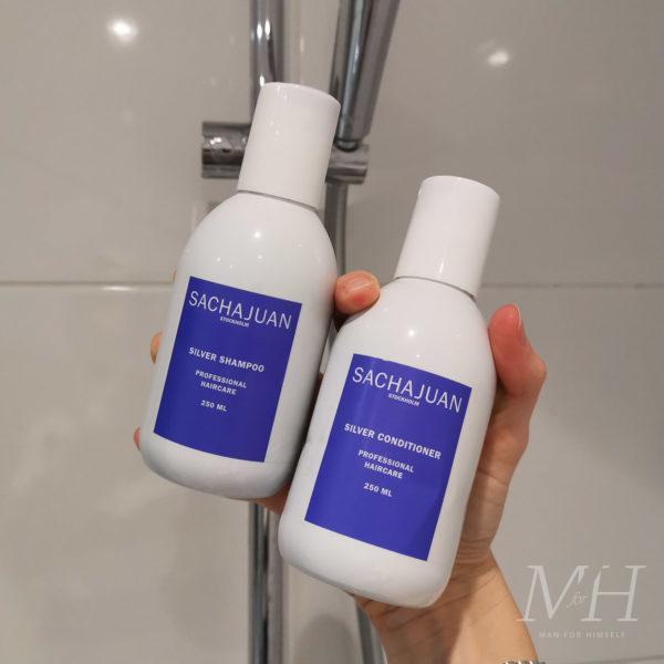 SachaJuan Silver Shampoo & Conditioner
