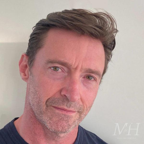 Hugh Jackman: Thinning Hairstyle