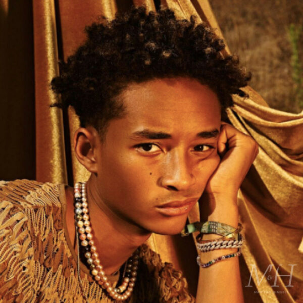 jaden smith afro twist out