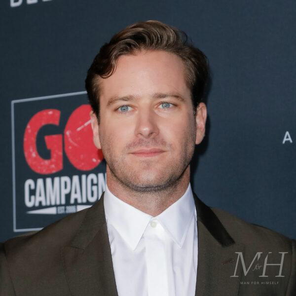 armie hammer short wavy hairstyle call me by your name actor