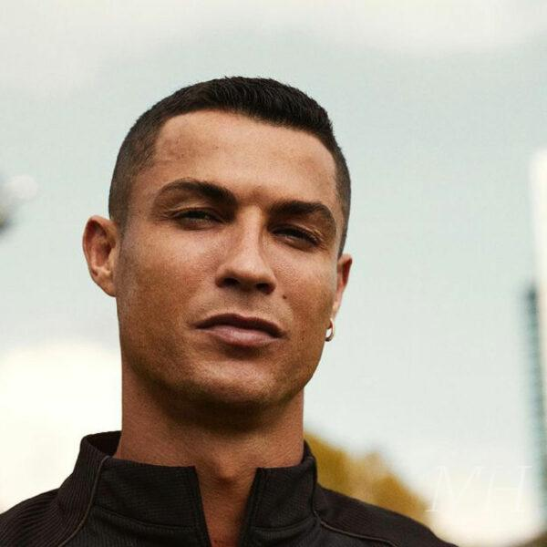 cristiano-buzz-cut hairstyle