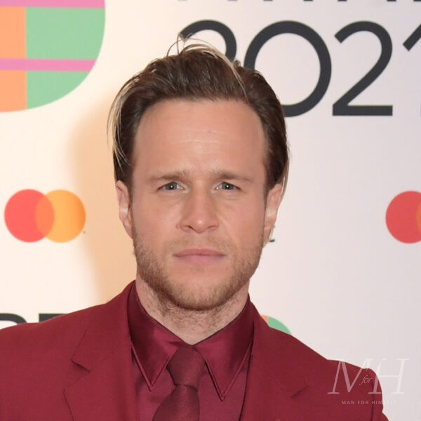 Olly Murs: Slicked Back Brit Awards Hairstyle