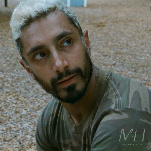 Riz Ahmed: Sound of Metal Bleached Blonde Hairstyle