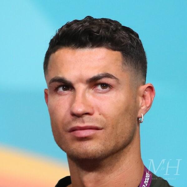 Cristiano Ronaldo | Top 5 Hairstyles