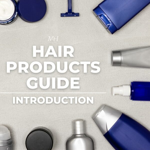 The 3 Essential Steps To Every Men's Hairstyle