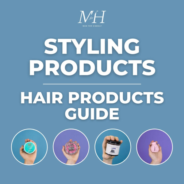Clay, Pomade, Paste or Powder | The Best Hair Product For You?