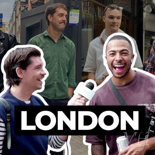 Street Styled | Best Dressed Men In London