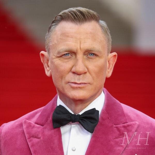 Daniel Craig: 'No Time To Die' Premiere
