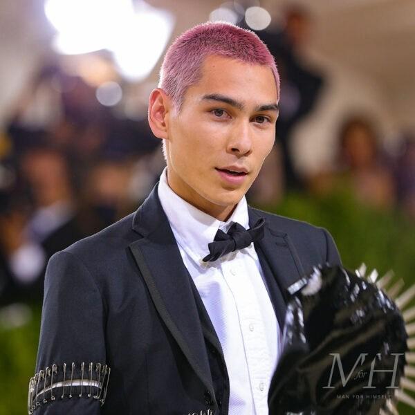 Evan Mock Hairstyle