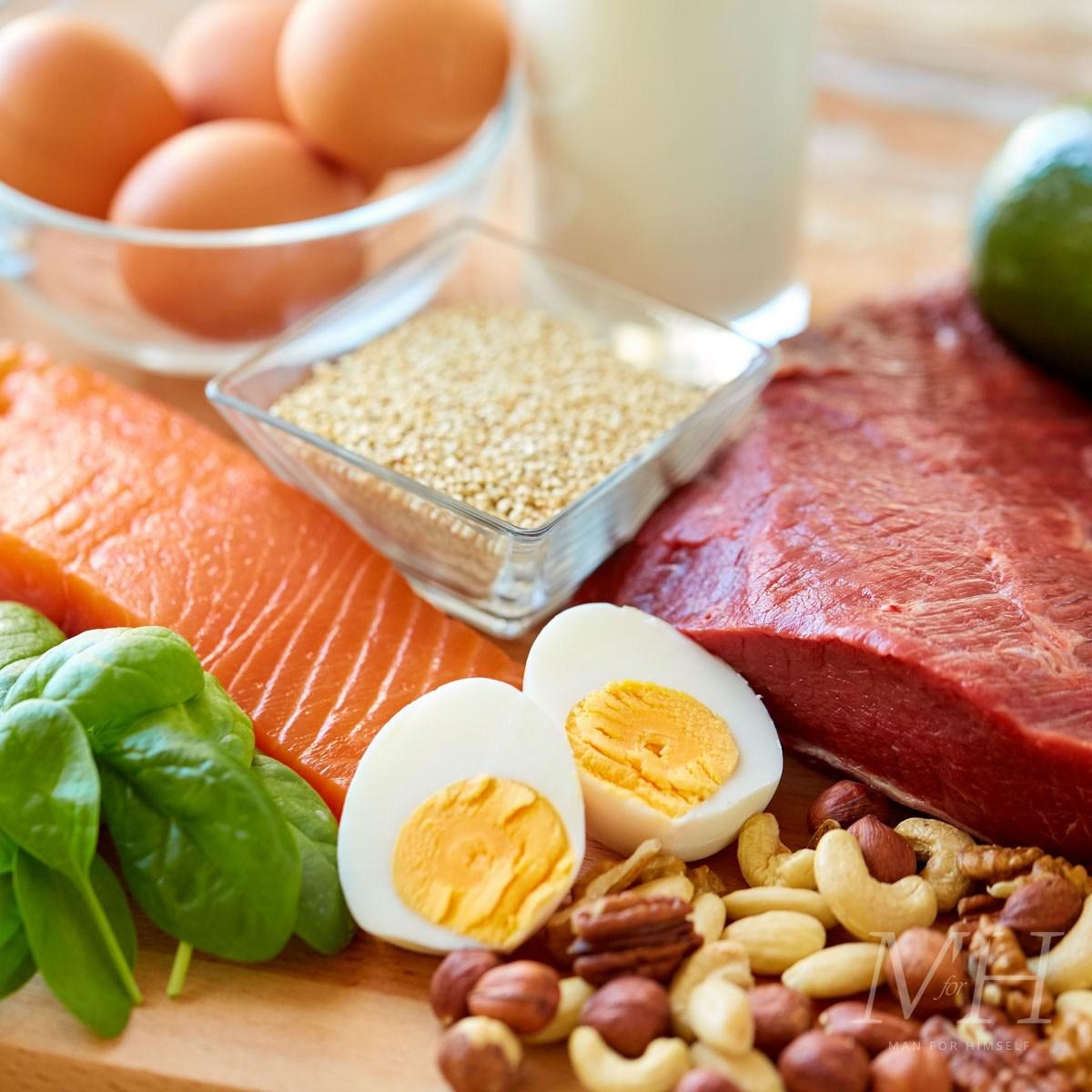 healthy diet healthy hair   food