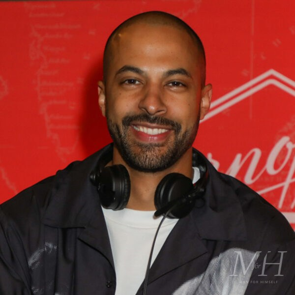 Marvin Humes: Buzz Cut With Neat Beard