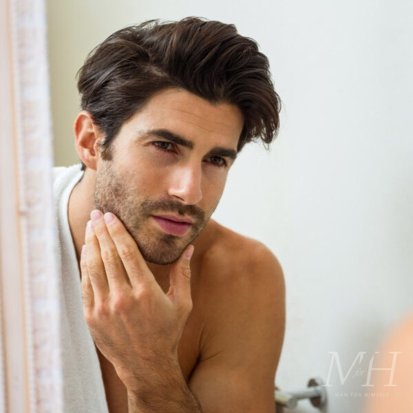 Men's Affordable Hair and Skincare Routine