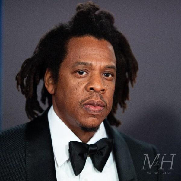 Jay-Z: Freeform Dreadlocks With Congos
